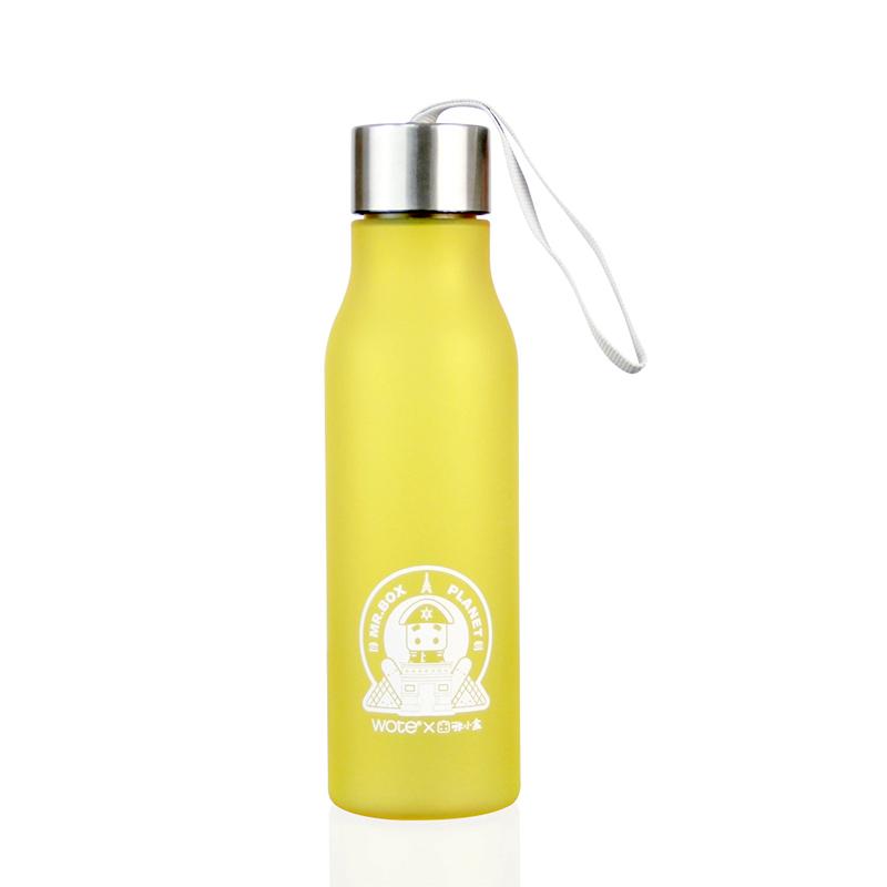 self-filling water bottle