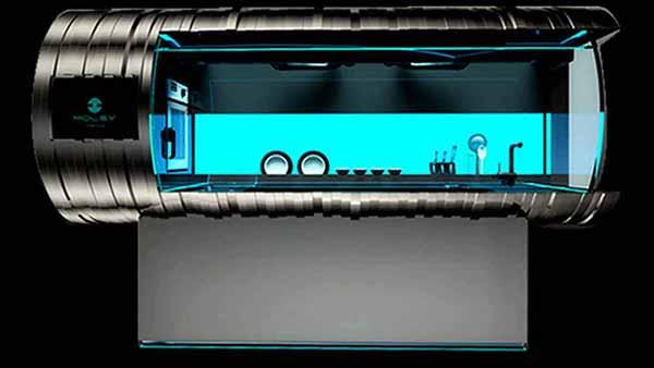 Robotic Kitchen