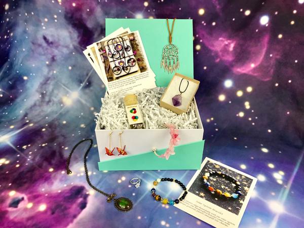 Apollo surprise jewelry box