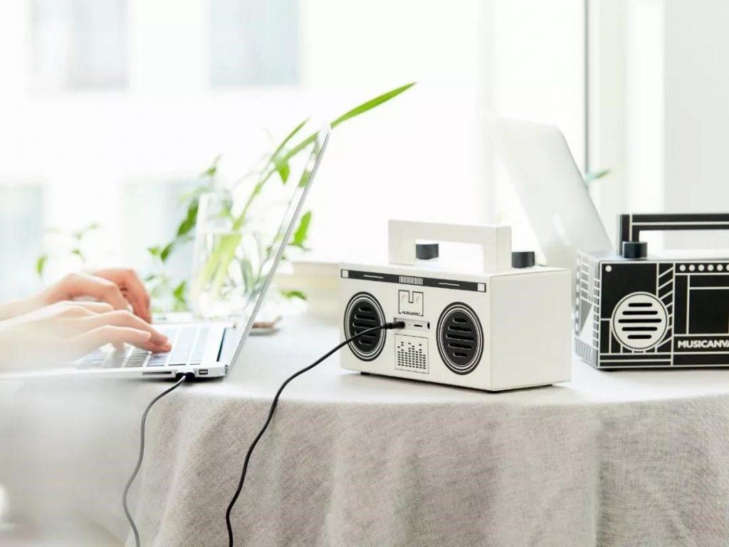 unique speaker