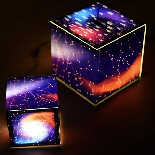 Mini Know Your Stars Light Cube.gif